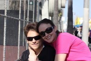 Chris and Tanya