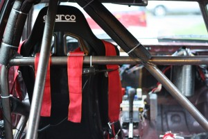 Racecar Seat