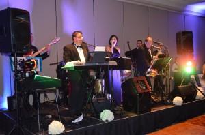 Orquesta America and Lucy La Voz